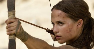 Alicia Vikander Tomb Raider