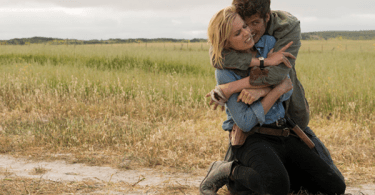 Daniel Sharman Kim Dickens Fear the Walking Dead Minotaur
