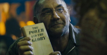 Dave Bautista The Power and the Glory Blade Runner 2048