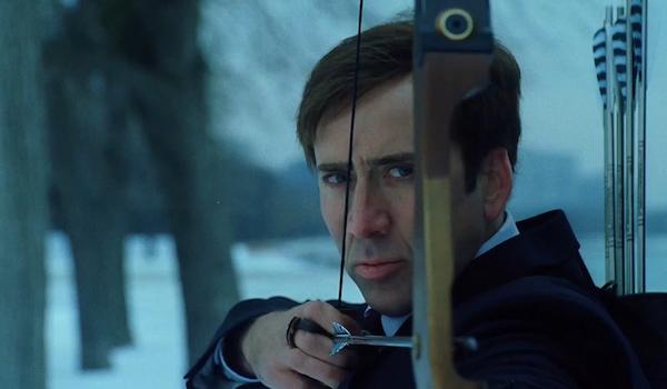 Nicolas Cage The Weather Man