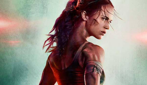 Poster and teaser trailer for upcoming Tomb Raider movie released