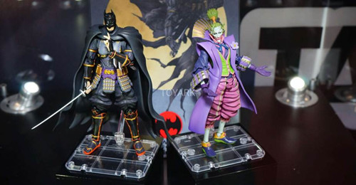 Batman: Ninja collectable figures