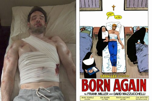 Charlie Cox The Defenders Born Again