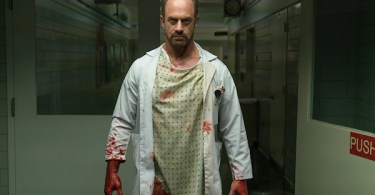 Christopher Meloni Happy!