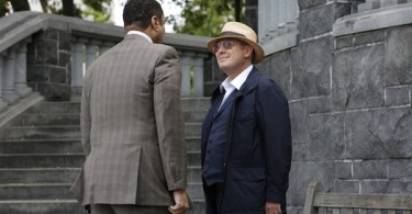 Harry Lennix James Spader The Blacklist