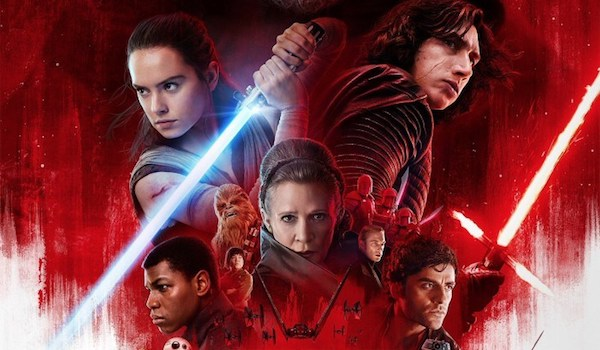 Star Wars: The Last Jedi Movie Poster 2