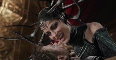 Cate Blanchett Chris Hemsworth Thor: Ragnarok