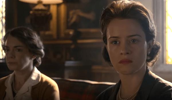 Claire Foy Victoria Hamilton The Crown: Season 2