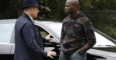 James Spader Hisham Tawfiq The Blacklist
