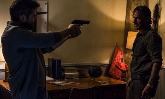 Juan Gabriel Pareja Andrew Lincoln The Walking Dead Monsters
