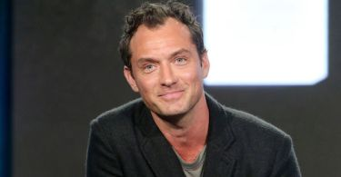 Jude Law Smiling