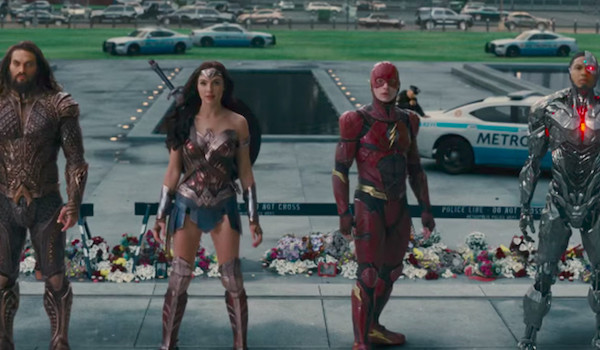Justice League The Bottom line