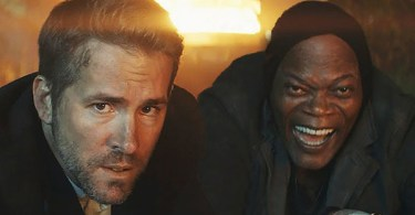 Ryan Reynolds Samuel L. Jackson The Hitman's Bodyguard