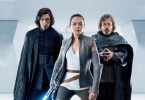 Adam Driver Daisy Ridley Mark Hamill Star Wars: The Last Jedi