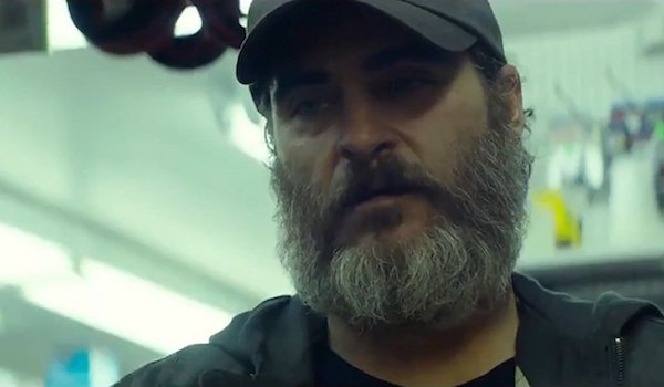 Trailer for Lynne Ramsay's YOU WERE NEVER REALLY HERE Starring Joaquin Phoenix