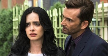 Krysten Ritter David Tennant Jessica Jones: Season 2