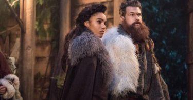 Maisie Richardson Sellers Nick Zano Legends Of Tomorrow