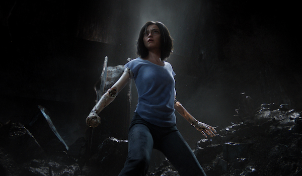 ALITA: BATTLE ANGEL (2018) Movie Trailer: Rosa Salazar Fights For Those She Loves