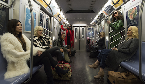 First OCEAN'S 8 Teaser Sets Sandra Bullock's Plan in Motion