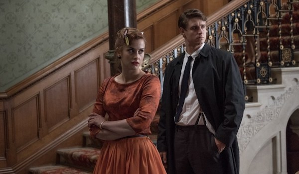 Stefanie Martini Max Irons Crooked House