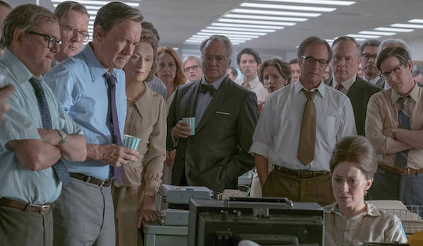 The Post FilmBookCast