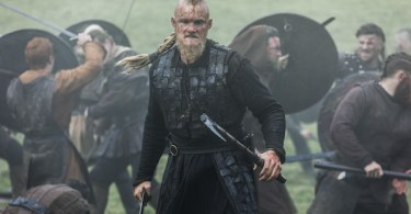 Alexander Ludwig Vikings Moments of Vision