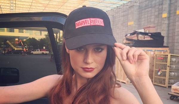 Brie Larson's costume in Marvel's 'Captain Marvel'