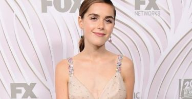 Kiernan Shipka Fox FX Networks Red Carpet
