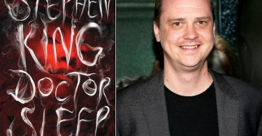 Mike Flanagan Doctor Sleep Book Cover
