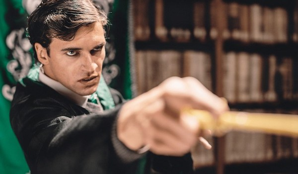 This Elaborate Harry Potter Fan Film Fleshes Out Voldemort's Origin Story