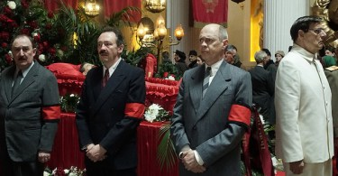 Steve Buscemi Jeffrey Tambor The Death of Stalin