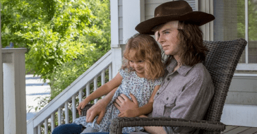 Chandler Riggs The Walking Dead Honor