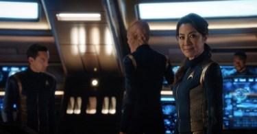 Doug Jones Michelle Yeoh Star Trek Discovery
