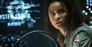 Gugu Mbatha-Raw The Cloverfield Paradox