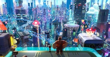 John C. Reilly Sarah Silverman Ralph Breaks the Internet: Wreck-It Ralph 2