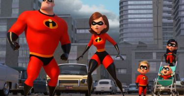 Mr. Incredible Elastigirl violet Parr Dash The Incredibles 2