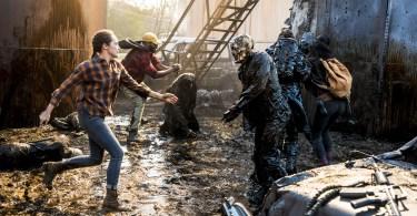 Colman Domingo Alycia Debnam-Carey Fear the Walking Dead Season 4 Episode 1