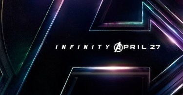 Avengers Infinity War April Movie Poster