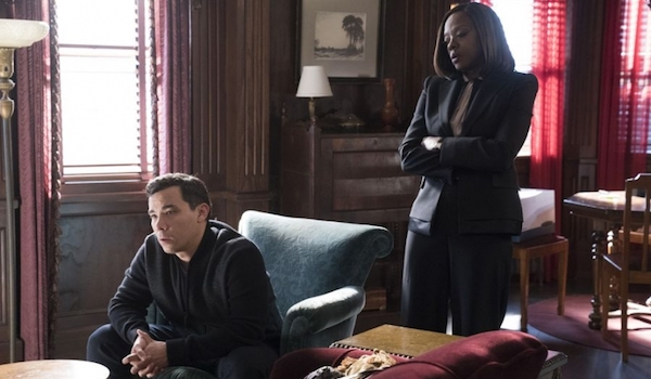 Conrad Ricamora Viola Davis How To Get Away With Murder