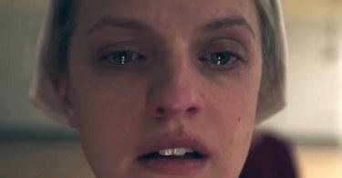 Elisabeth Moss The Handmaid's Tale Season 2