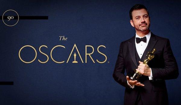 Jimmy Kimmel 90th Oscars