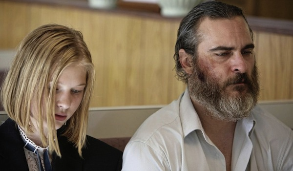 Joaquin Phoenix Ekaterina Samsonov You Were Never Really Here