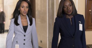Kerry Washington Viola Davis How To Get Away With Murder