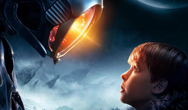 LOST IN SPACE Reboot Gets New Action-Packed Trailer