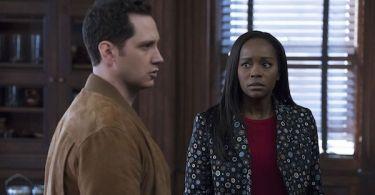 Matt McGorry Aja Naomi King How To Get Away With Murder