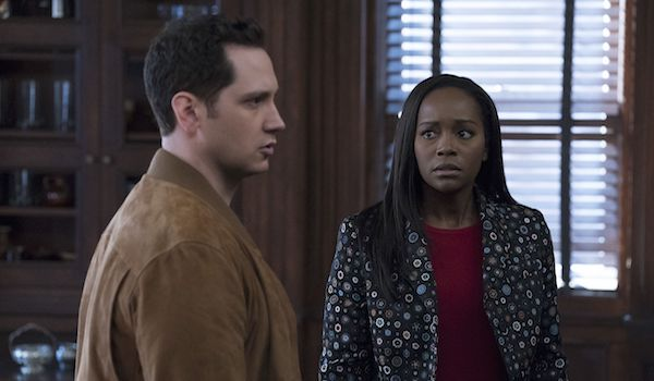Matt McGorry Aja Naomi King How To Get Away With Murder