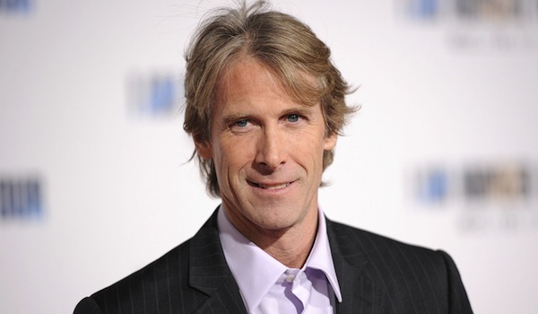 Michael Bay to direct Robopocalypse and action flick by Deadpool writers