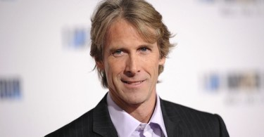 Michael Bay Smiling