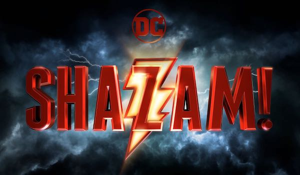 SHAZAM! (2019) Official Logo & Plot Details Released For the DC Comics Film