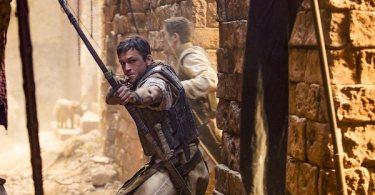 Taron Egerton Robin Hood